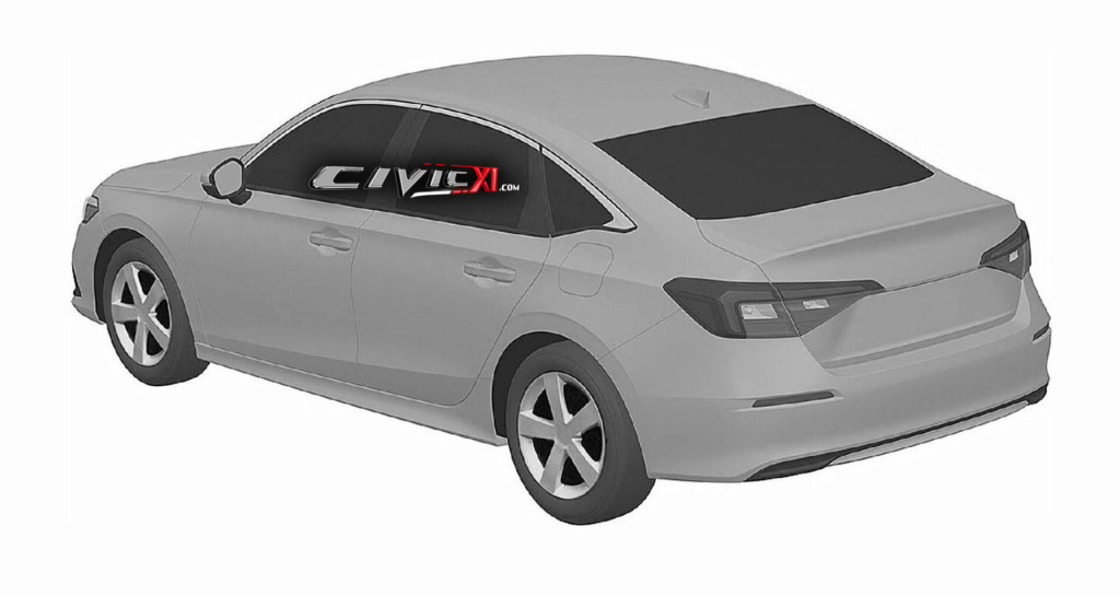 2021 - [Honda] Civic Hatchback  - Page 2 2022_110