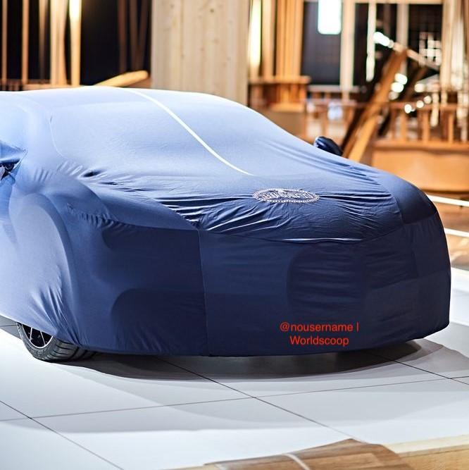 2020 - [Bugatti] Chiron Pur Sport 82387310