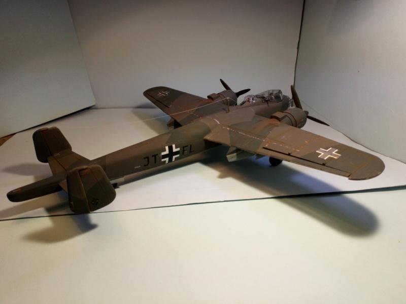 "[Airfix]Dornier Do 217 avec Me 328 ""Mistel"".1/72. Dsc_0113"