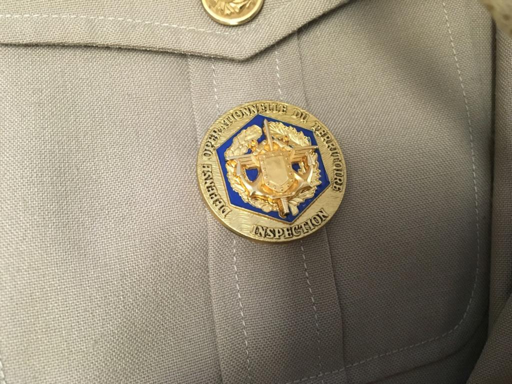 tenue de général identification 0b9a5210