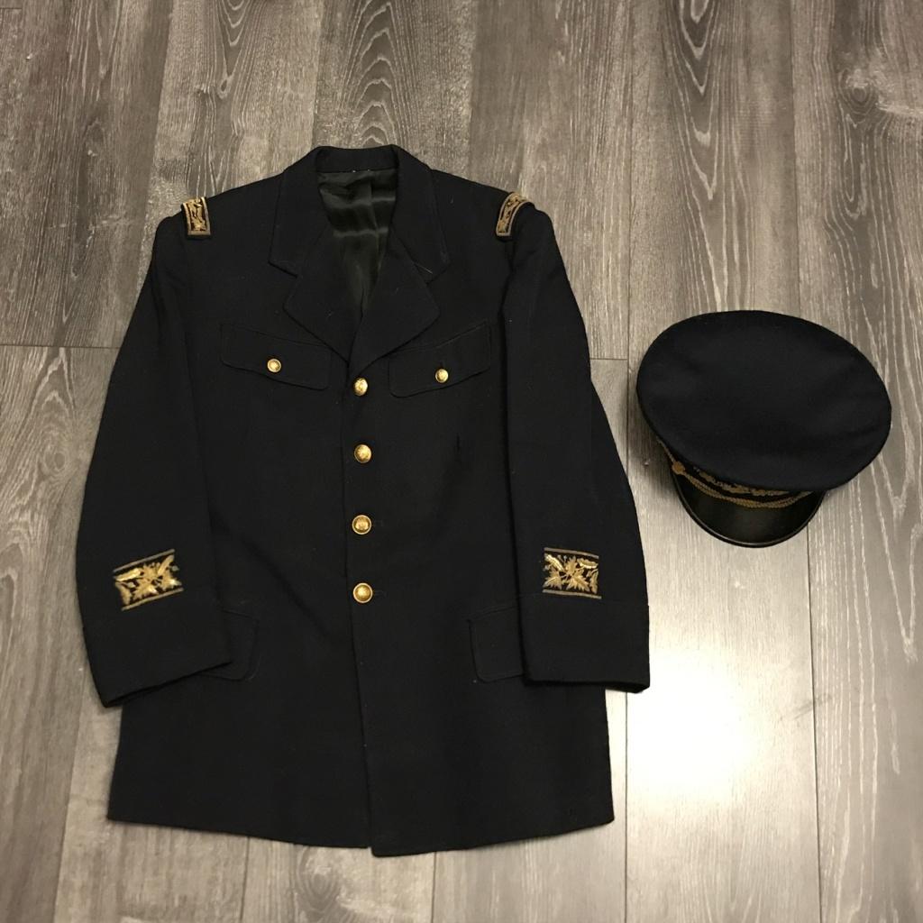 Ma collection d'uniforme de général 11e27f10