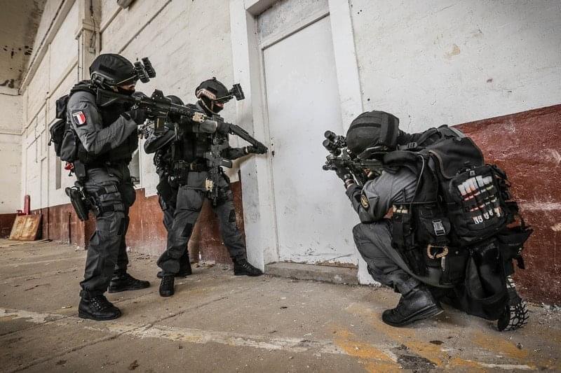 Combinaison d'intervention Commandos marine  1ca60a10