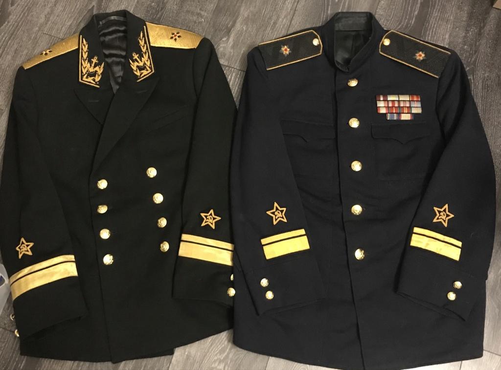 Ma collection d'uniforme de général 1ef5d510