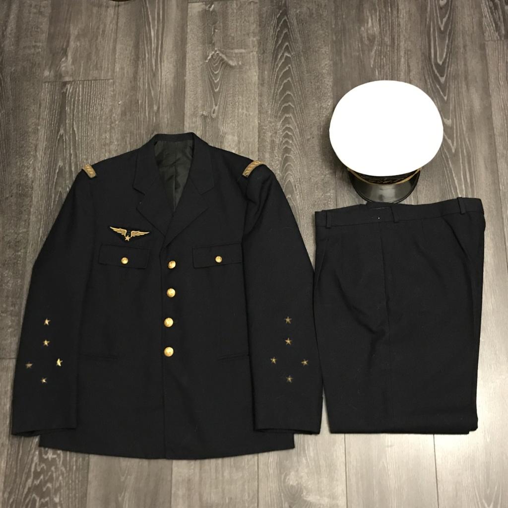 Ma collection d'uniforme de général 2531b310