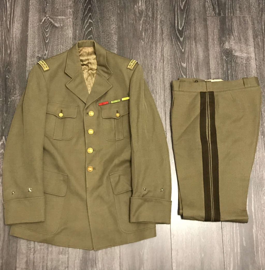 Ma collection d'uniforme de général 26e23f10