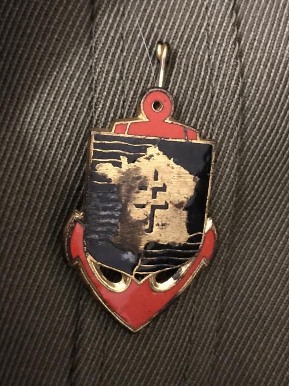 Un badge pour identifier Cb785710