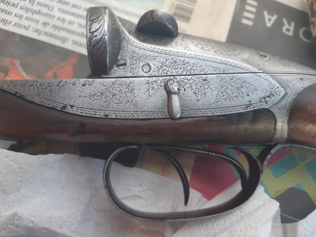 fusil de chasse francisque darne 20200318