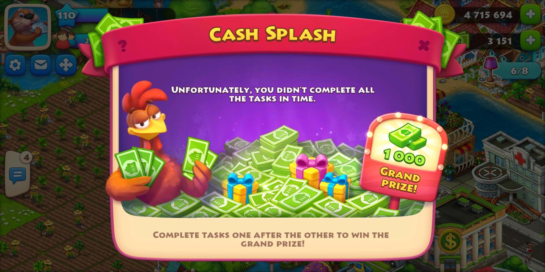Cash Splash - Page 3 Screen10