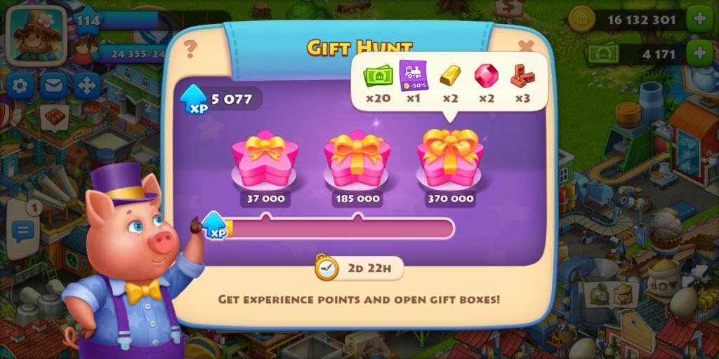 Gift Hunt! Screen26