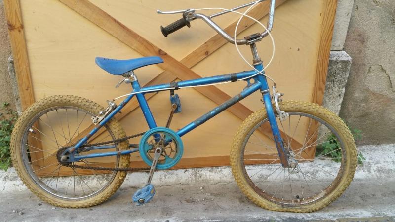 BMX BH bleu Bh-bmx10