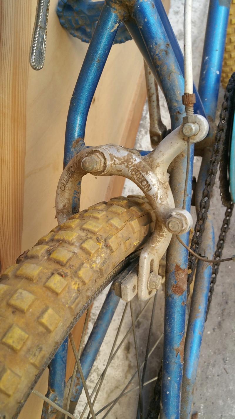 BMX BH bleu Bh-bmx12