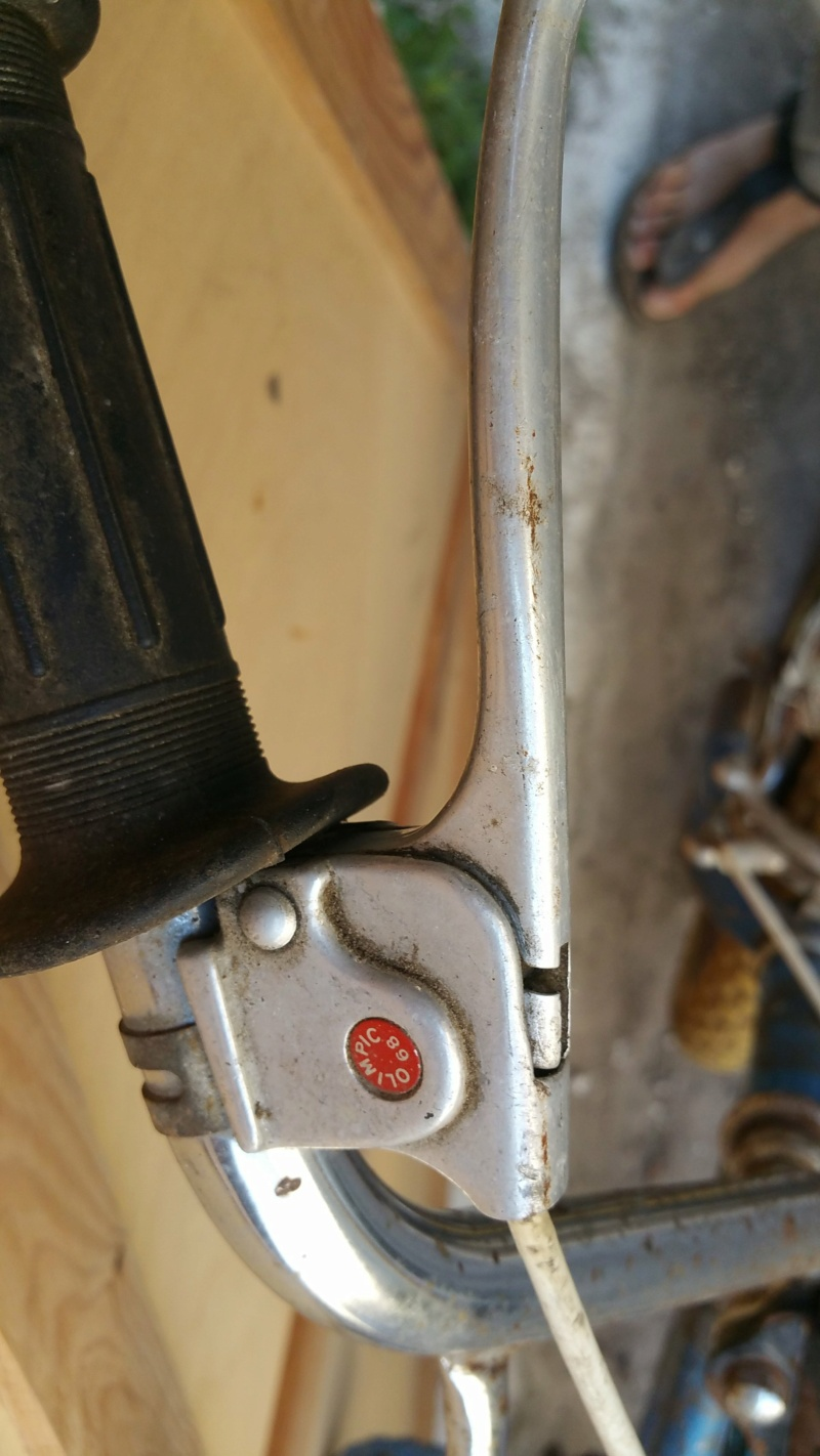 BMX BH bleu Bh-bmx15