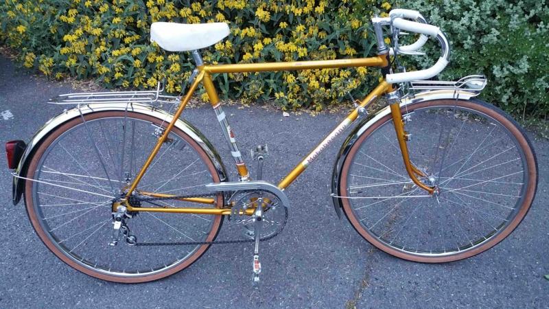 MOTOBECANE Grand Tourisme entre 1971 & 1973 Motobe14