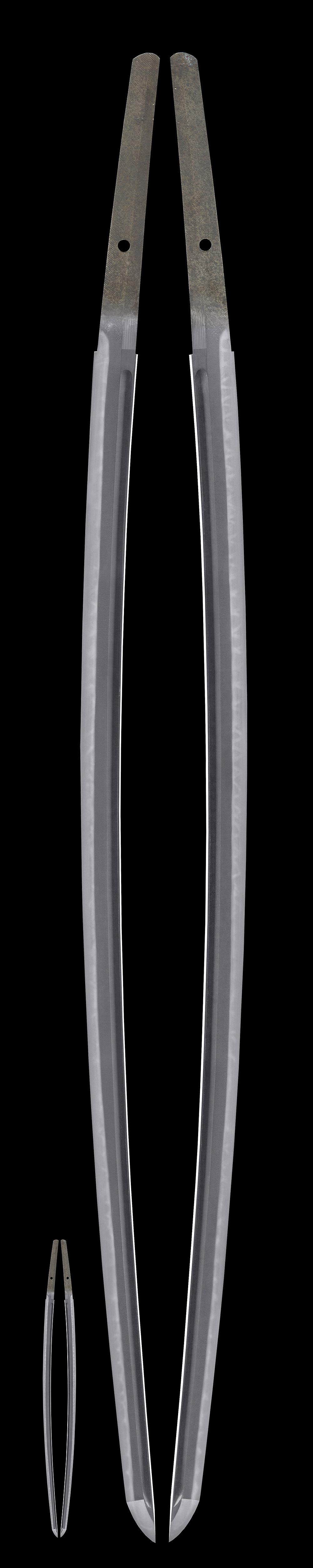 Sabre d'officier de cavalerie japonais Type 19 (1886) Z10
