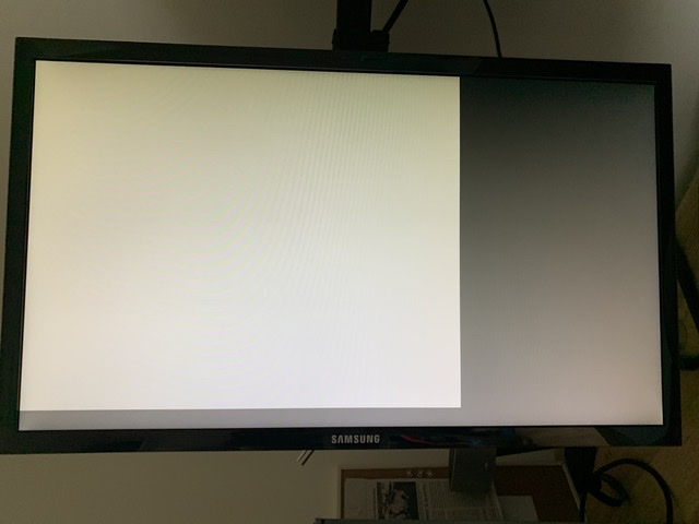 [RESOLU] blocage au démarrage de l'intallation C0a2d510