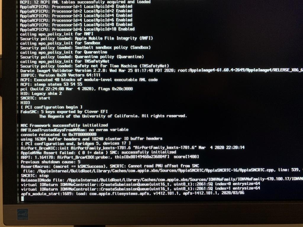 [RESOLU] blocage au démarrage de l'intallation Img_1210