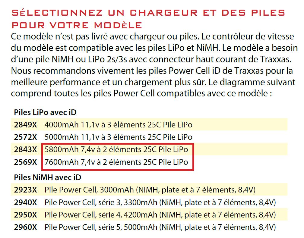 Variateur électronique TRX4 Cramé  - Page 2 111