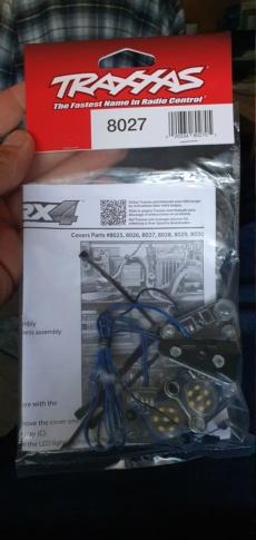 Kit eclairage traxxas trx4 20200715