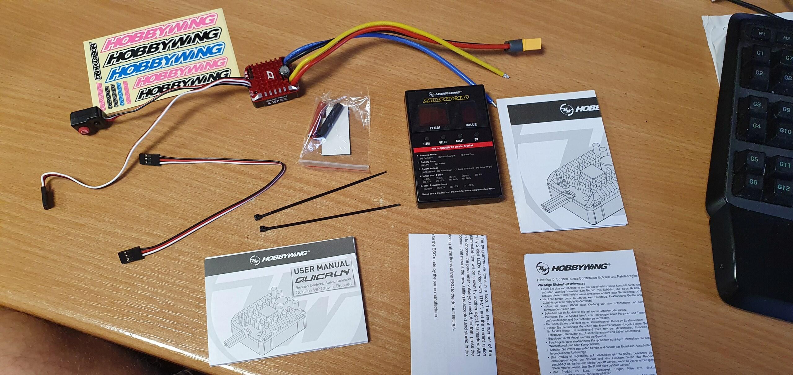 Variateur électronique TRX4 Cramé  - Page 4 20200840