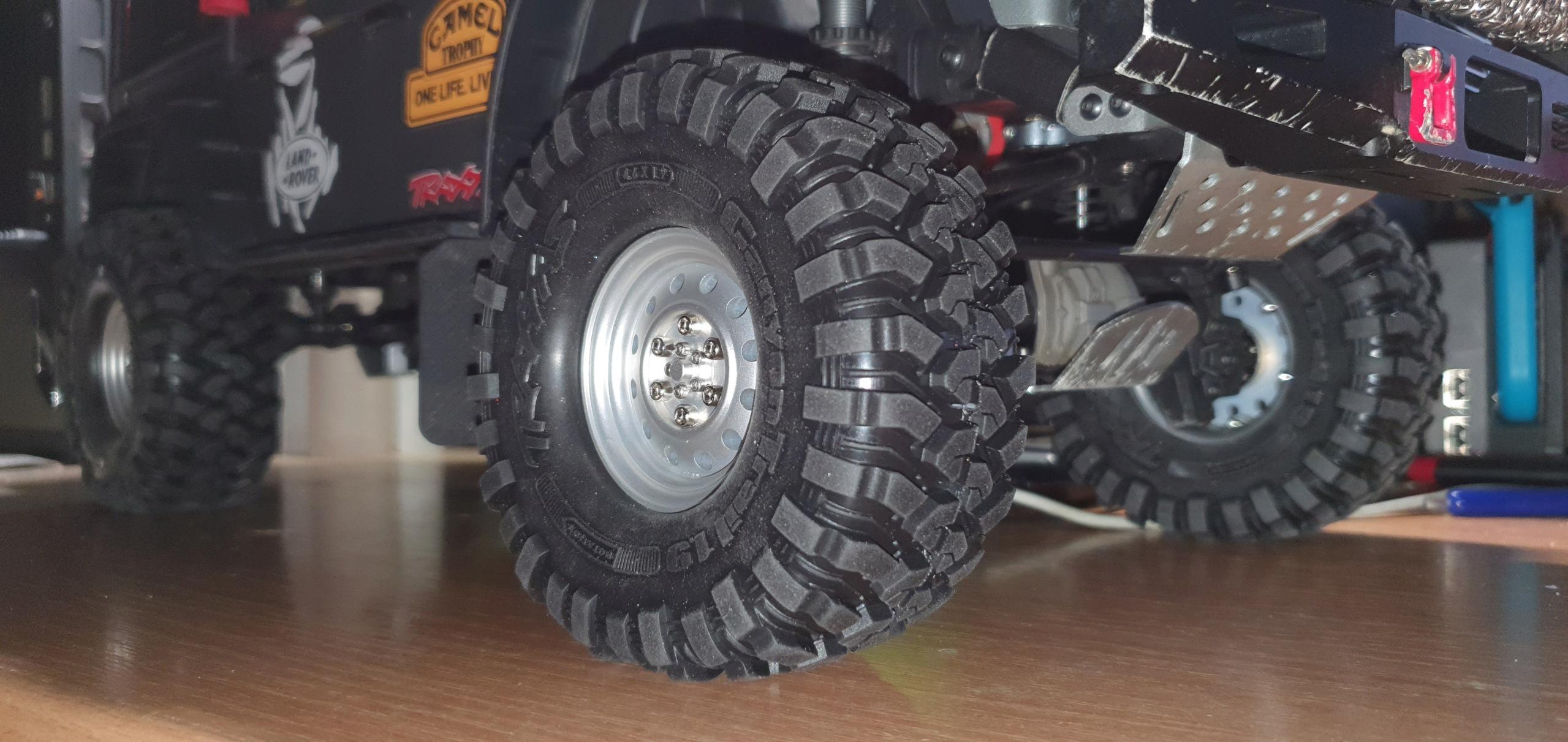 Quels sont les meilleurs pneus pour scale et crawler : Comment choisir ? Performances ou Réalisme ? - Page 3 20200911