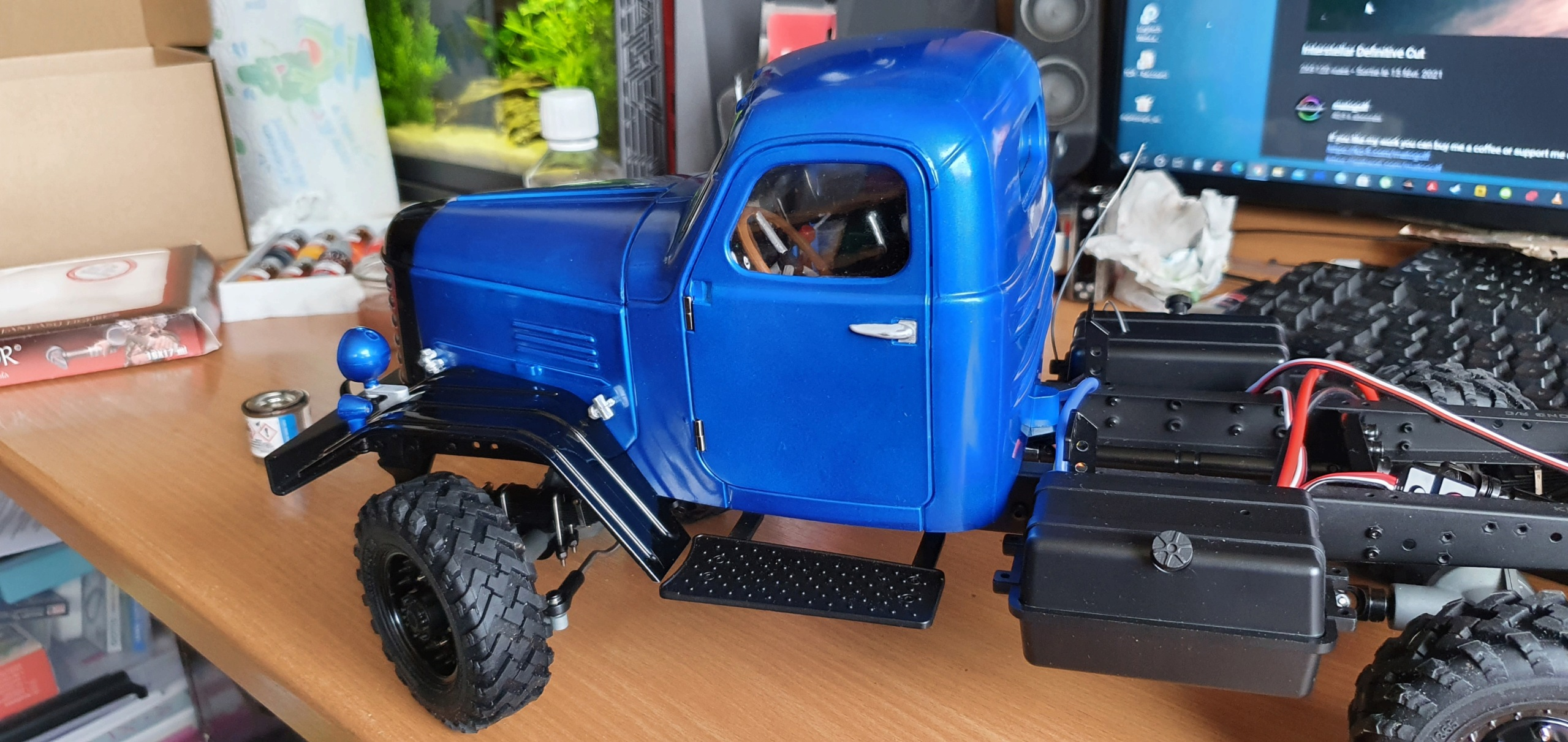 Camion King Kong 6x6 1/12 CA30 Tractor by Fab85 20210514