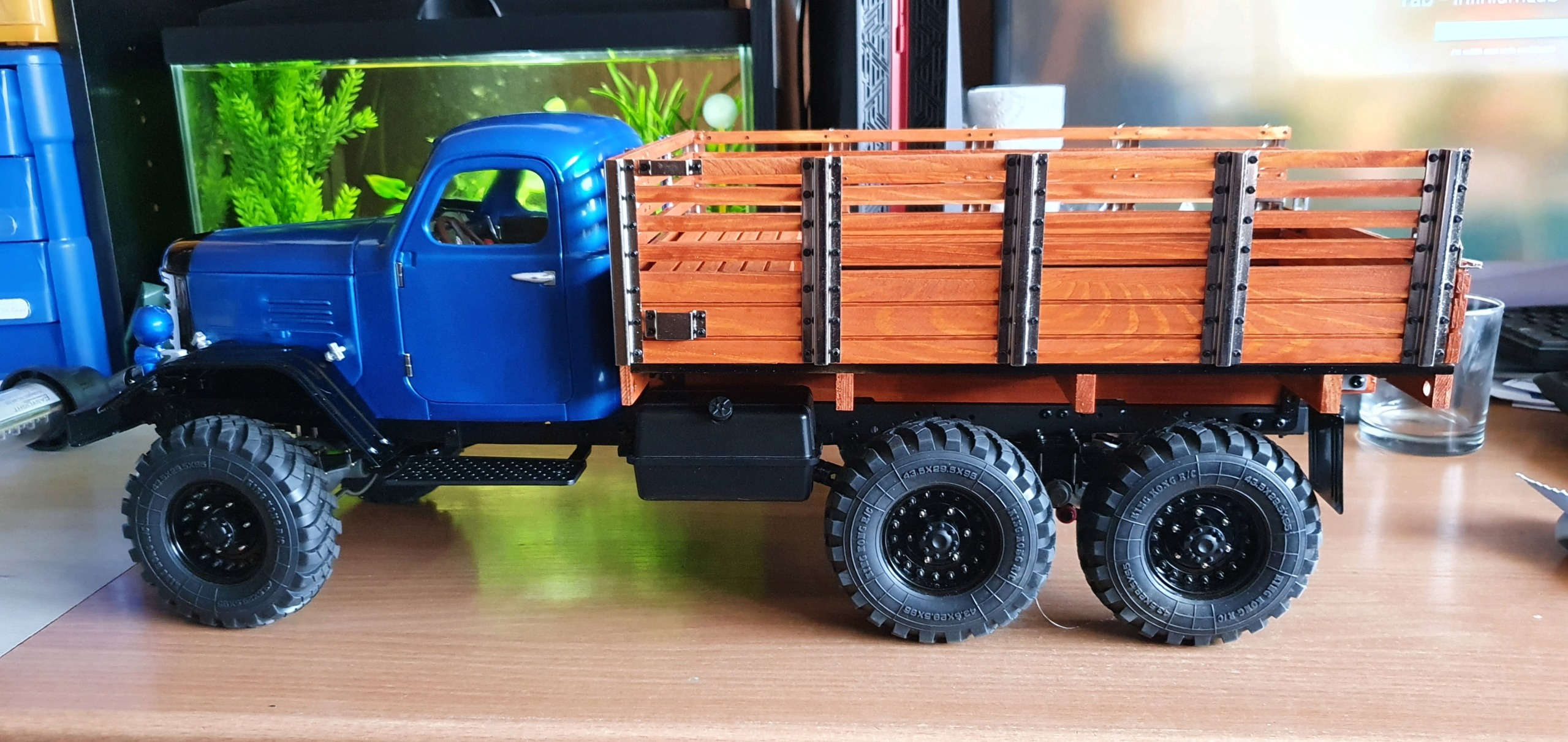 Camion King Kong 6x6 1/12 CA30 Tractor by Fab85 - Page 2 20210518