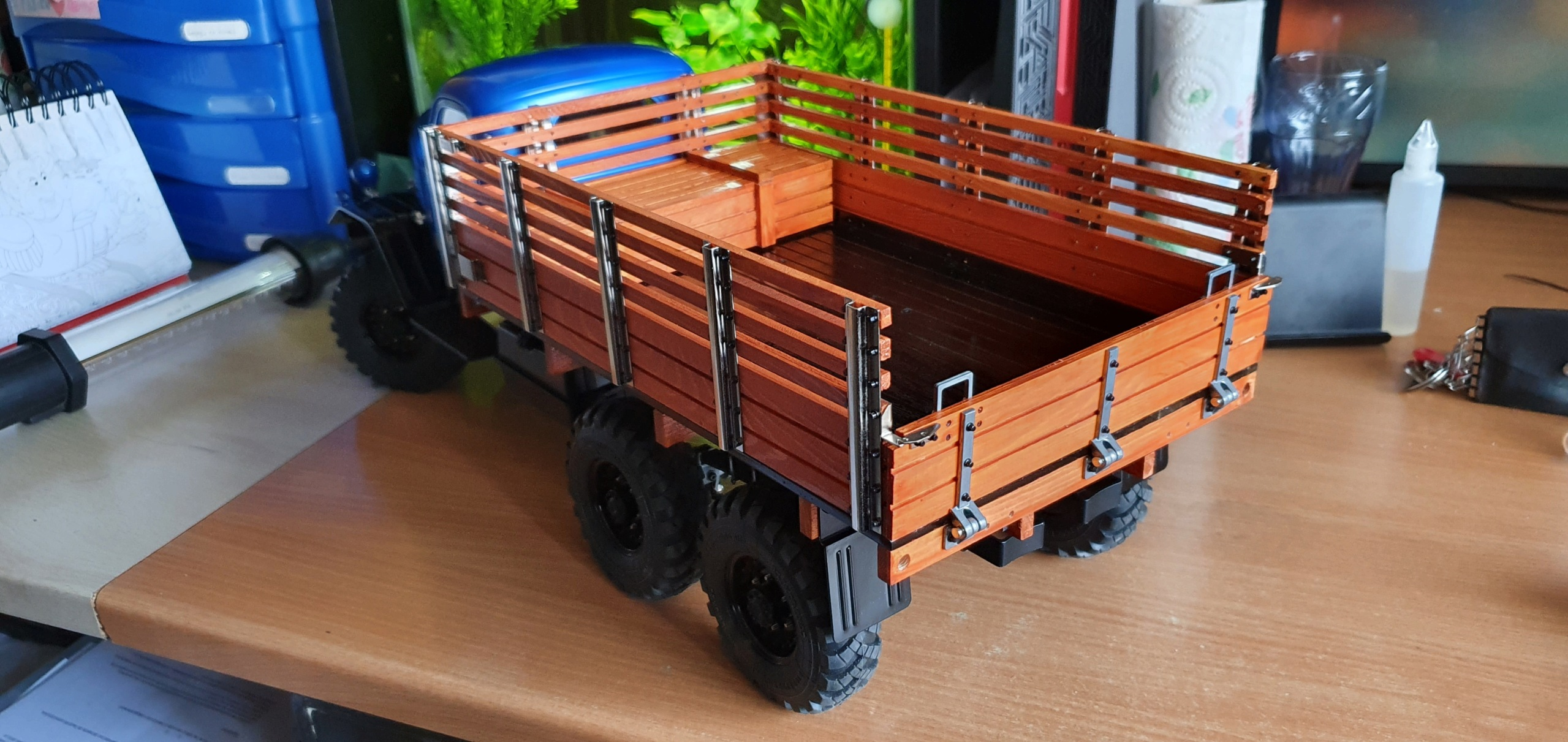 Camion King Kong 6x6 1/12 CA30 Tractor by Fab85 - Page 2 20210521