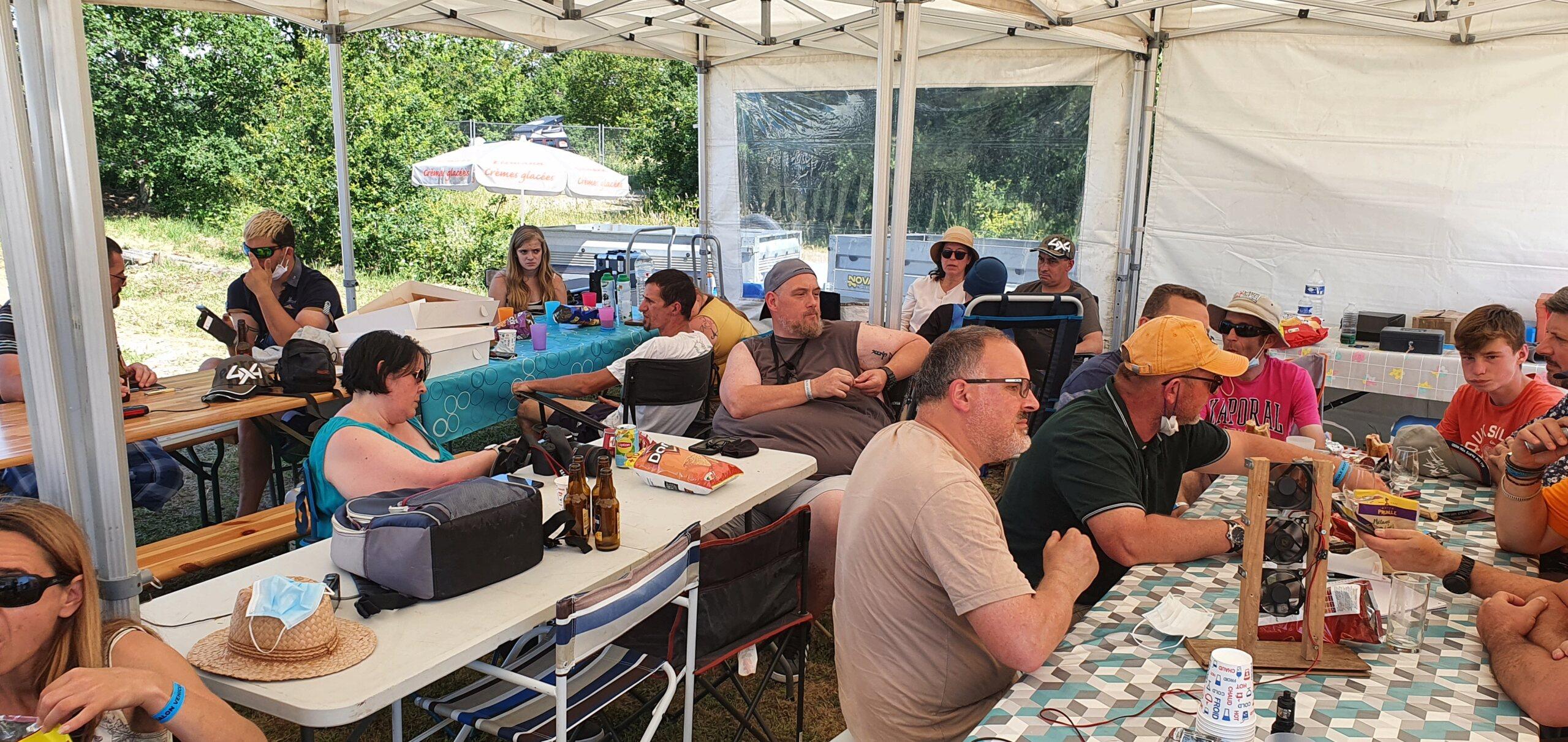 Salon du Véhicule d'Aventure SVA 2021 - Corcoué sur Logne (44) : du 11 au 13 juin - Page 13 20210642