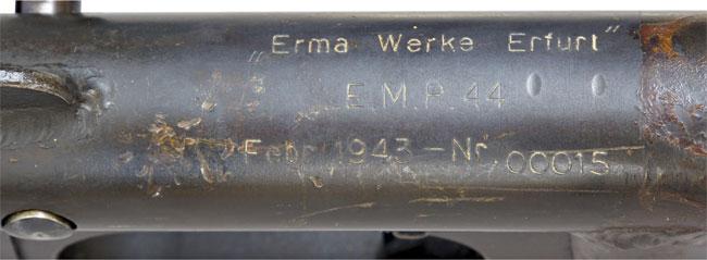 LE PISTOLET MITRAILLEUR ERMA EMP 44 Emp44_11