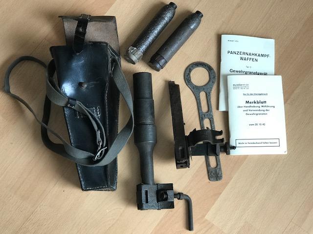 Lance-grenade pour Kar 98 Img_8110