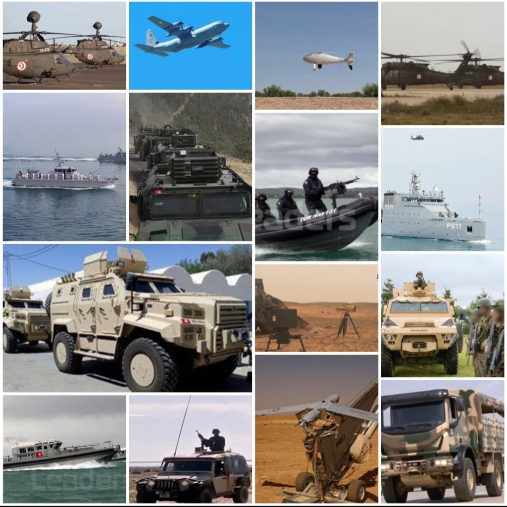 Armée Tunisienne / Tunisian Armed Forces / القوات المسلحة التونسية - Page 20 20200612