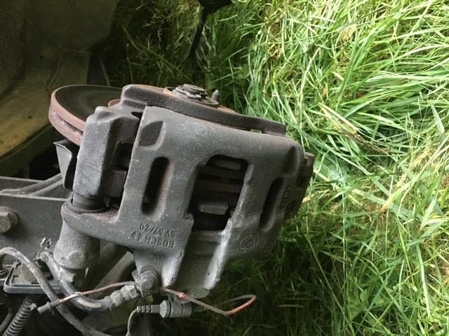 [ Citroen Jumpy 2 1.9D an 2006 ] montage des freins bendix ou girling ? D23abe10