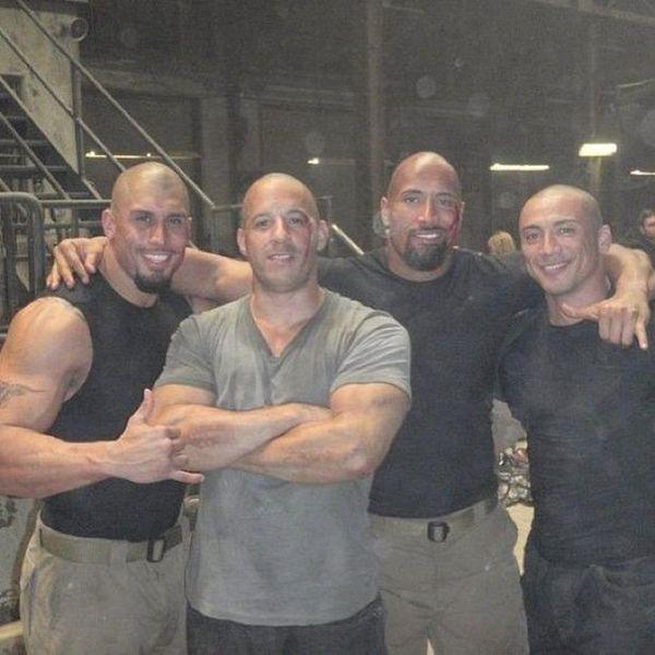 ¿Cuánto mide Dwayne Johnson (The Rock)? - Altura - Real height - Página 5 0e90b610