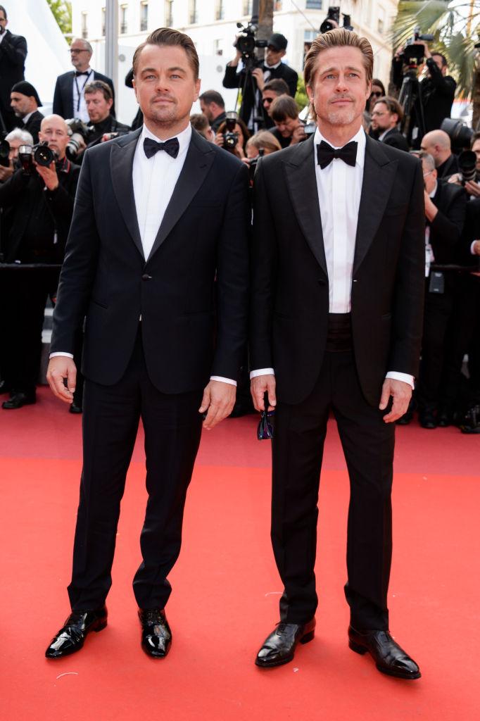 ¿Cuánto mide Leonardo DiCaprio? - Altura - Real height - Página 4 Brad-p10