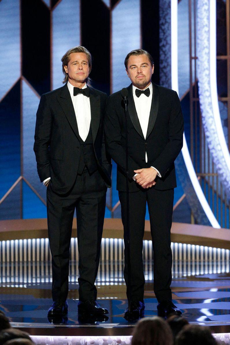 ¿Cuánto mide Leonardo DiCaprio? - Altura - Real height - Página 4 Brad-p11