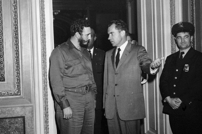 ¿Cuánto mide Fidel Castro? - Altura - Real height - Página 3 Fidely11