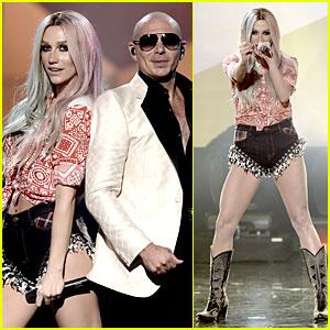 ¿Cuánto mide Pitbull? - Altura - Real height Kesha-10