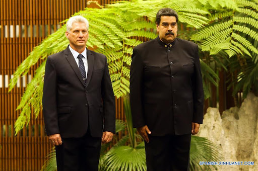 ¿Cuánto mide Miguel Díaz Canel? - Altura - Real height Unname16
