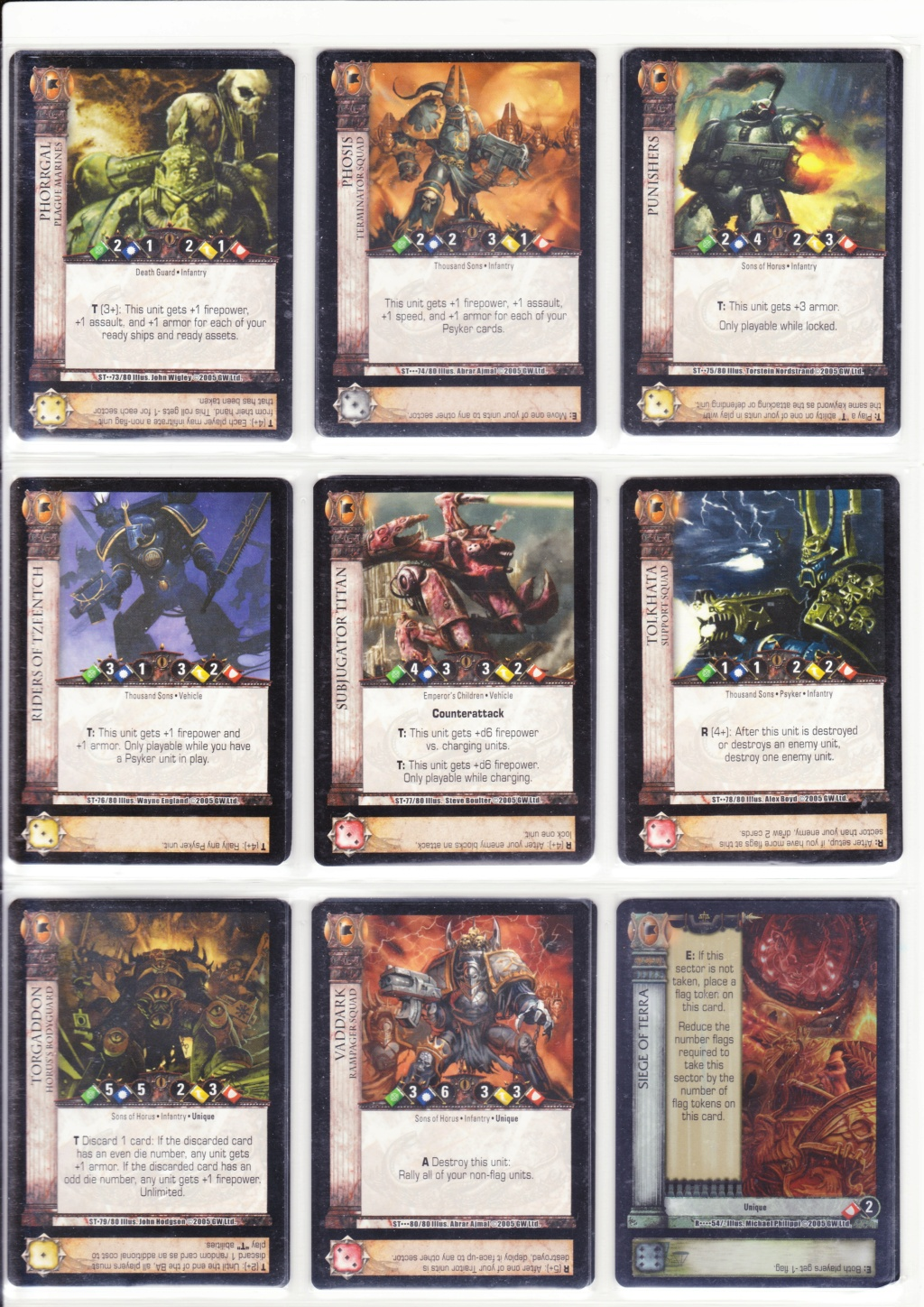 [JdC] Horus Heresy The card game - Page 2 Scn_0018