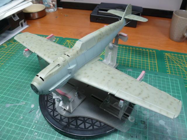BF 109 Eduard au 1/32ème P1070631