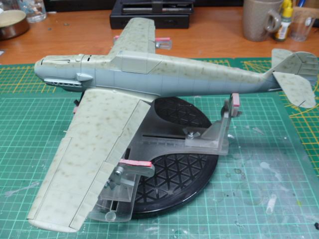 BF 109 Eduard au 1/32ème P1070634