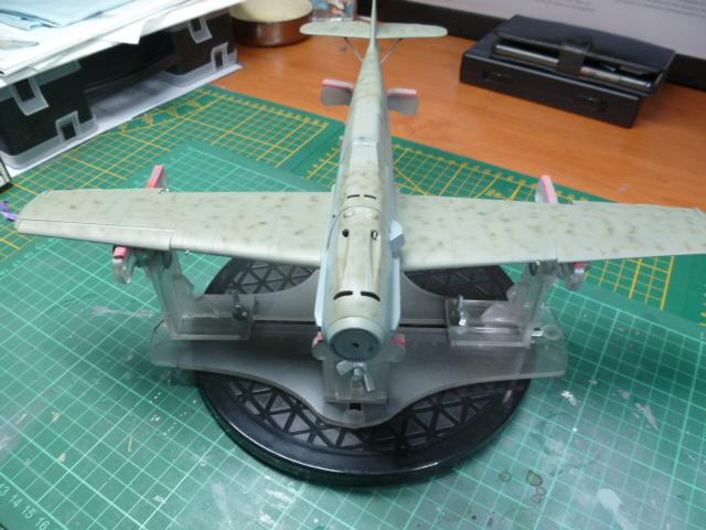 BF 109 Eduard au 1/32ème P1070635