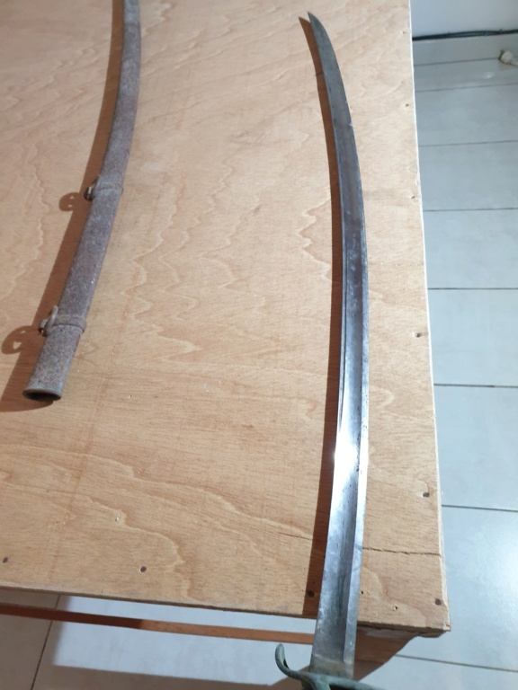 Identification sabre de cavalerie (à priori) 20200916