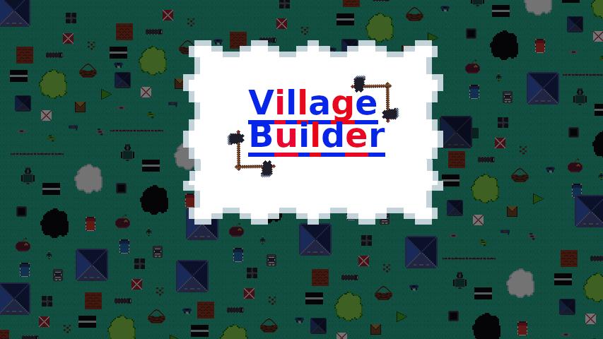 Village Builder Logoti10