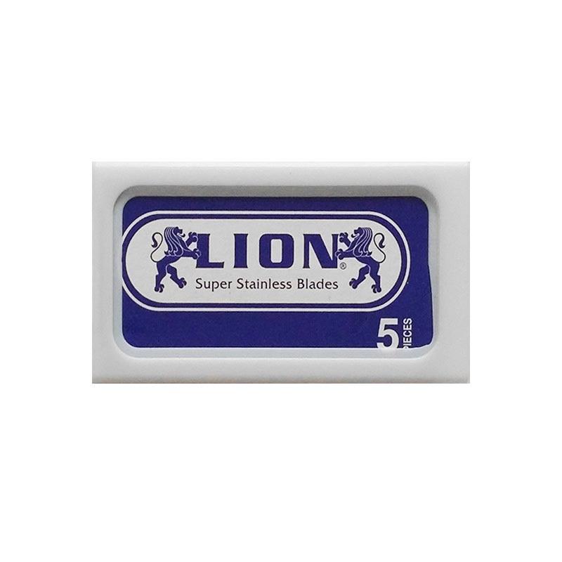 LAMES DE RASAGE LION SUPER INOX Lion_s10