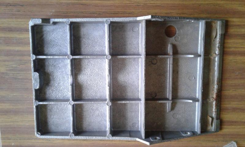 Rectifier une table de dégauchisseuse Dessou10