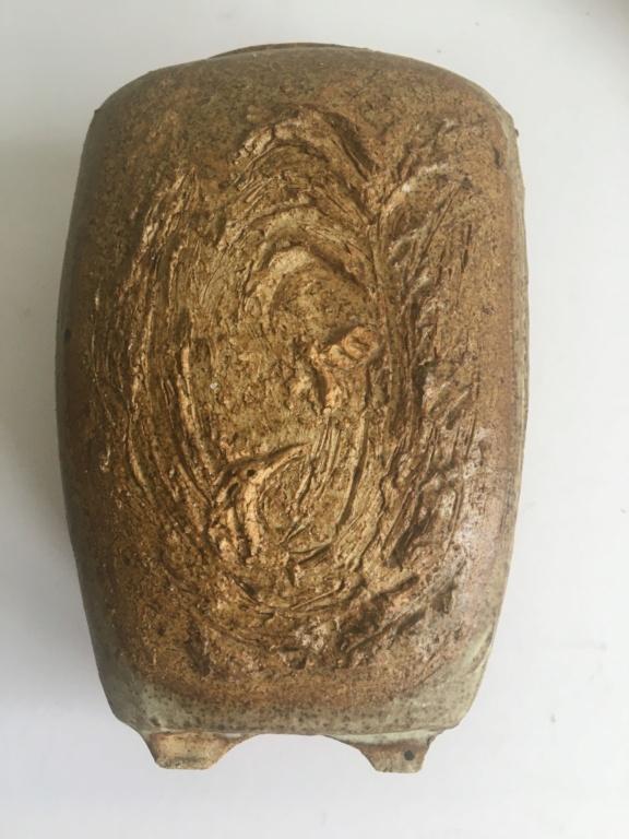 Lidded vase, JNP mark  Img_2123
