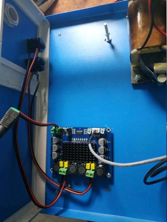 amplificatore classe d tpa3116d2 120+120 in protezione Img_2010