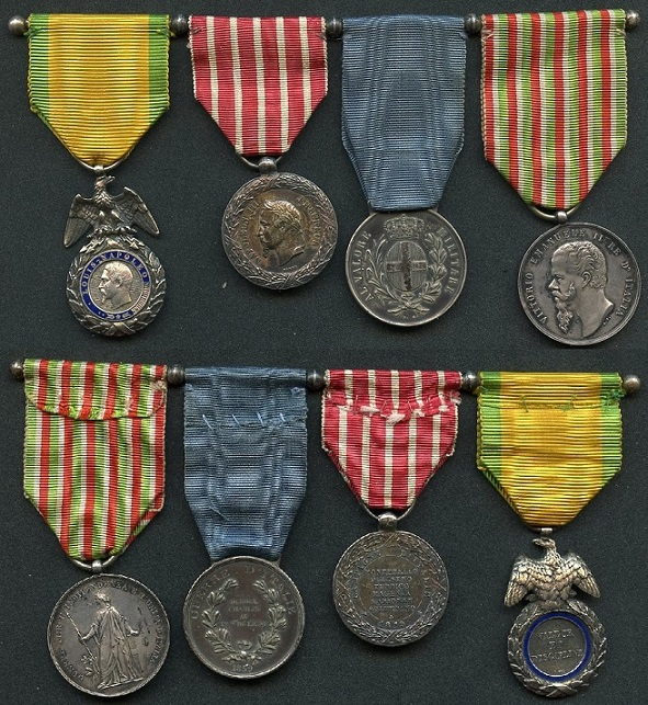 médaille louis napoléon Campag13
