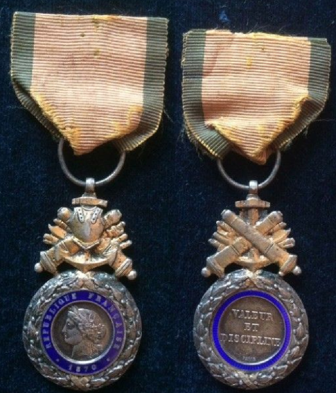 médaille louis napoléon Canvas11